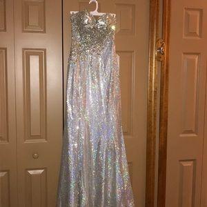 blush prom by Alexia